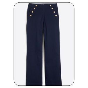 J.Crew Navy Sailor Pants